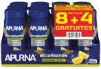 Apurna Pack 8+4 Boisson Récupération - Citron