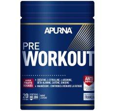 Apurna Pre-Workout - Fruits rouges - 420 g