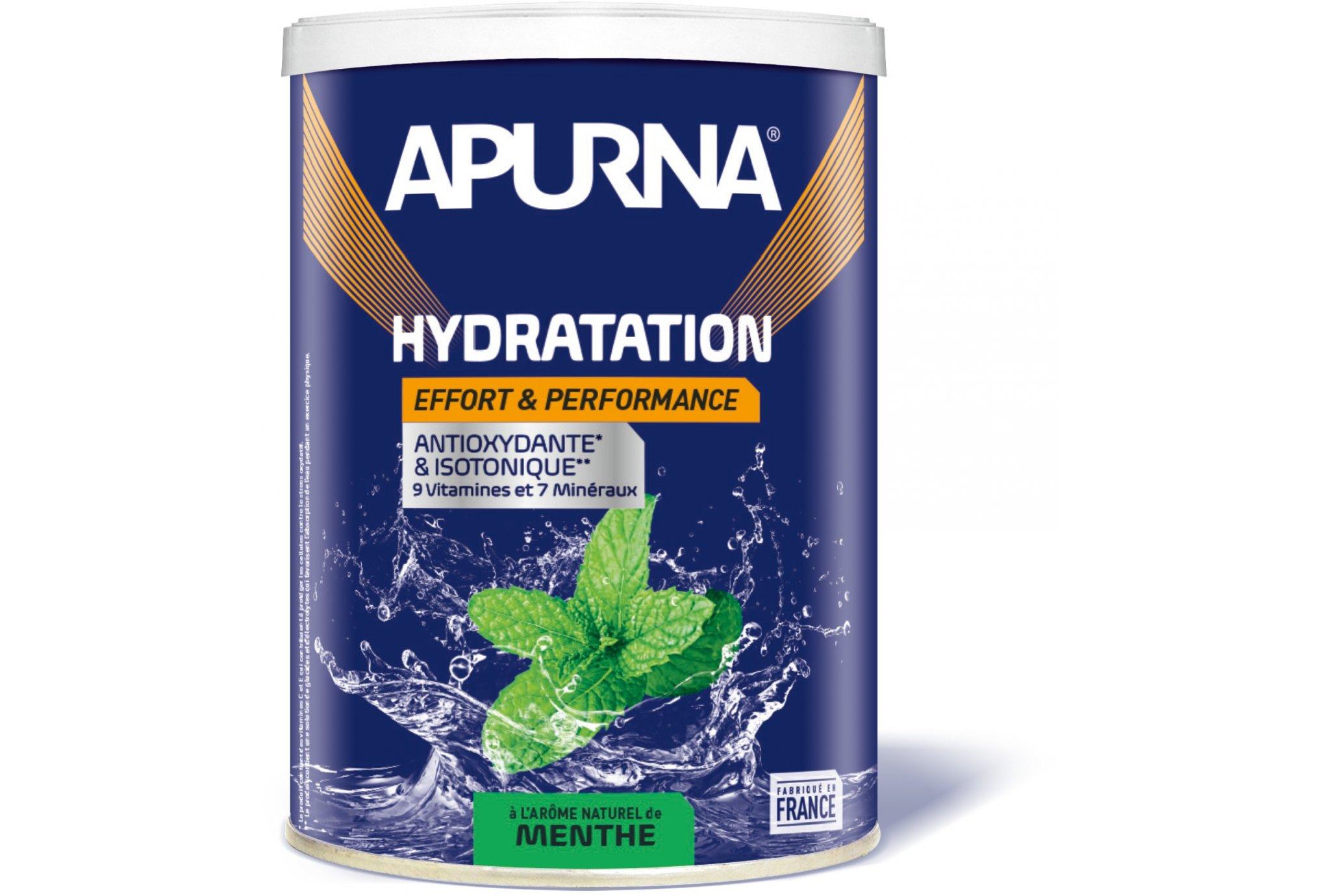 Apurna Préparation Hydratation - Menthe Diététique Boissons
