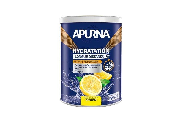 Apurna Préparation Hydratation Longue Distance - Citron