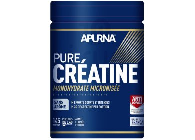 Apurna Pure Créatine - Neutre - 500 g
