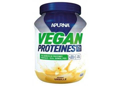 Apurna Vegan Protéines - Vanille