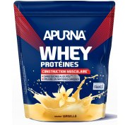 Apurna Whey Protéines - Vanille