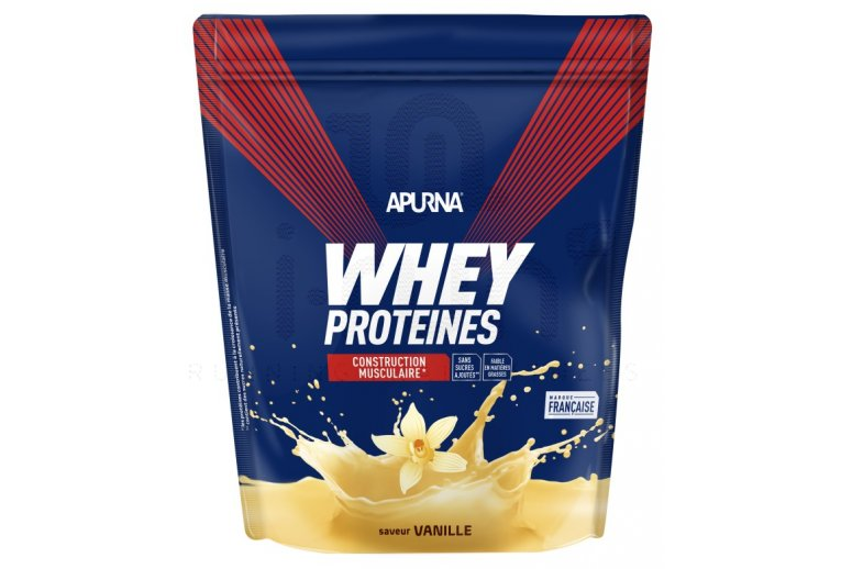 Apurna Whey protéines Vanille - 720 g