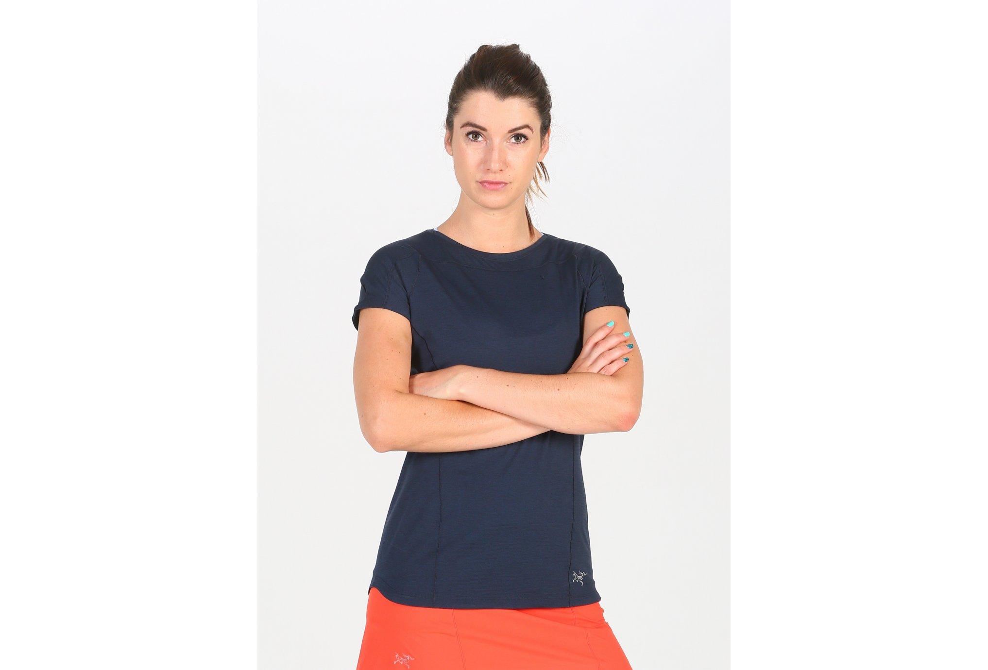 Arcteryx Taema Crew W Diététique Vêtements femme