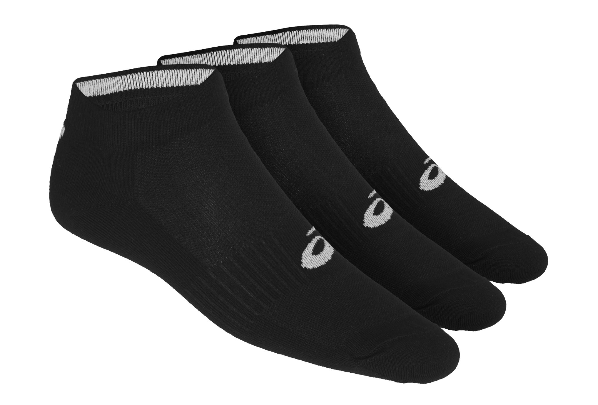 Asics 3 pack Ped Chaussettes