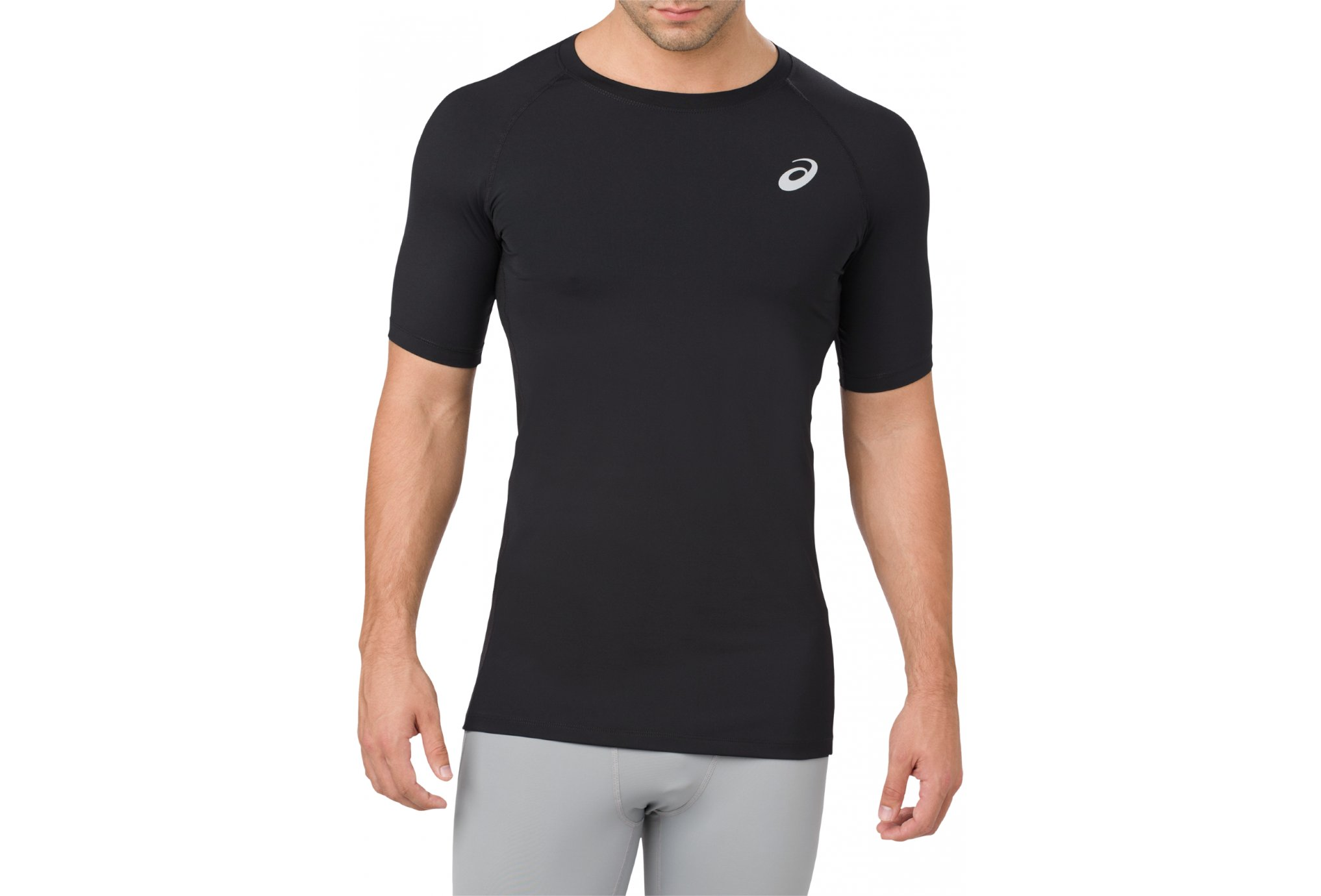Asics Base layer ss top m vêtement running homme