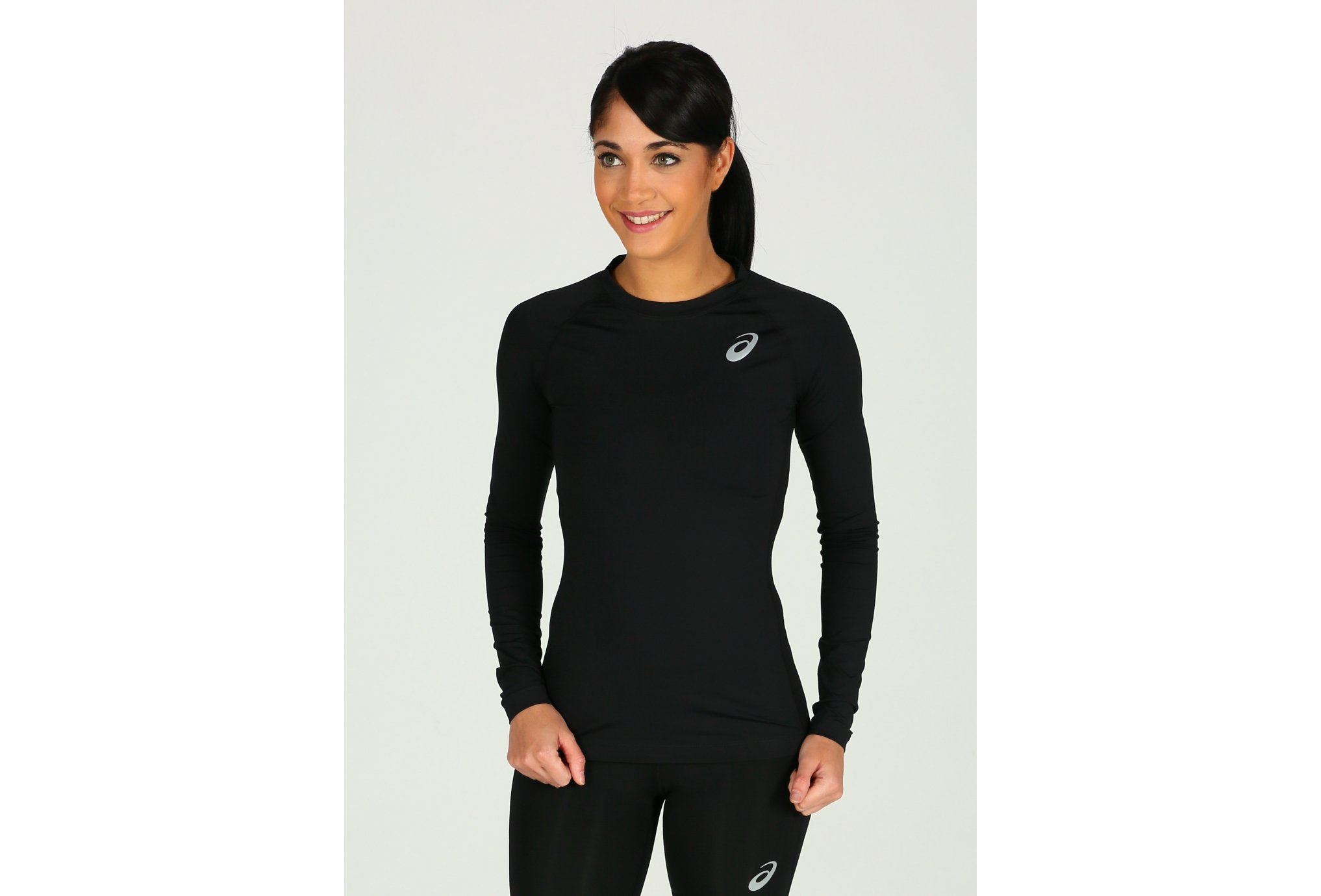 Asics Base layer top w vêtement running femme