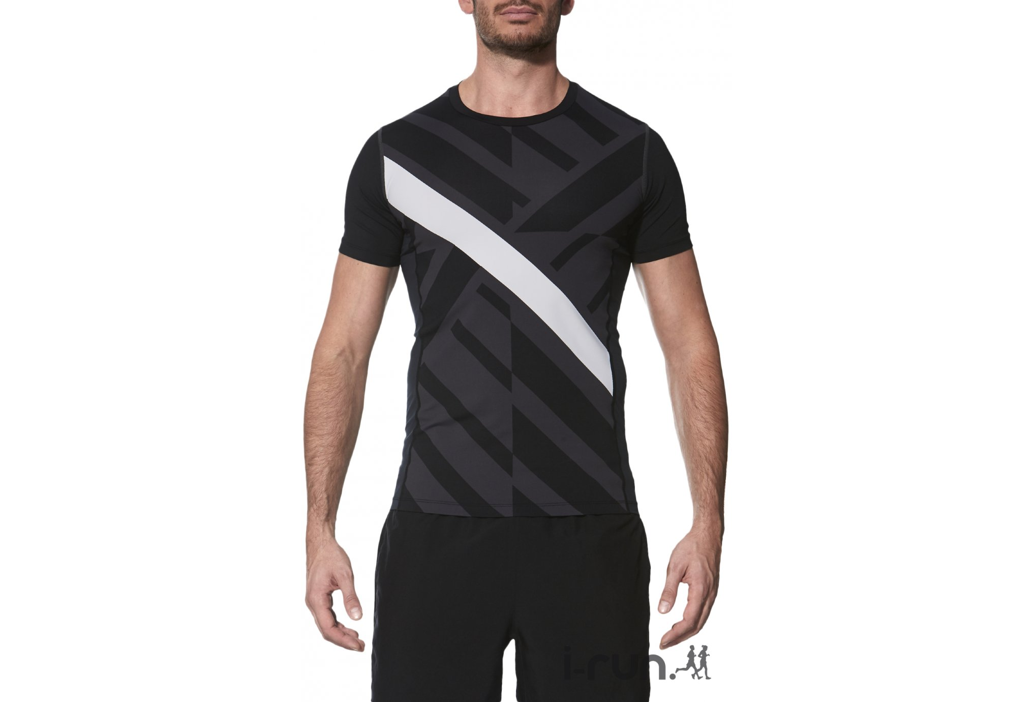 Asics Base top graphic m vêtement running homme