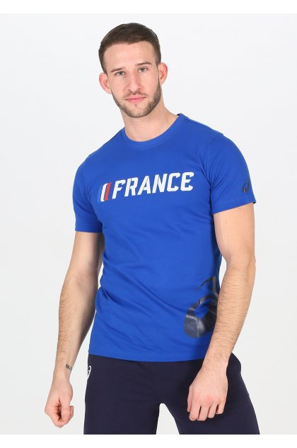 Asics camiseta manga corta Big Logo France