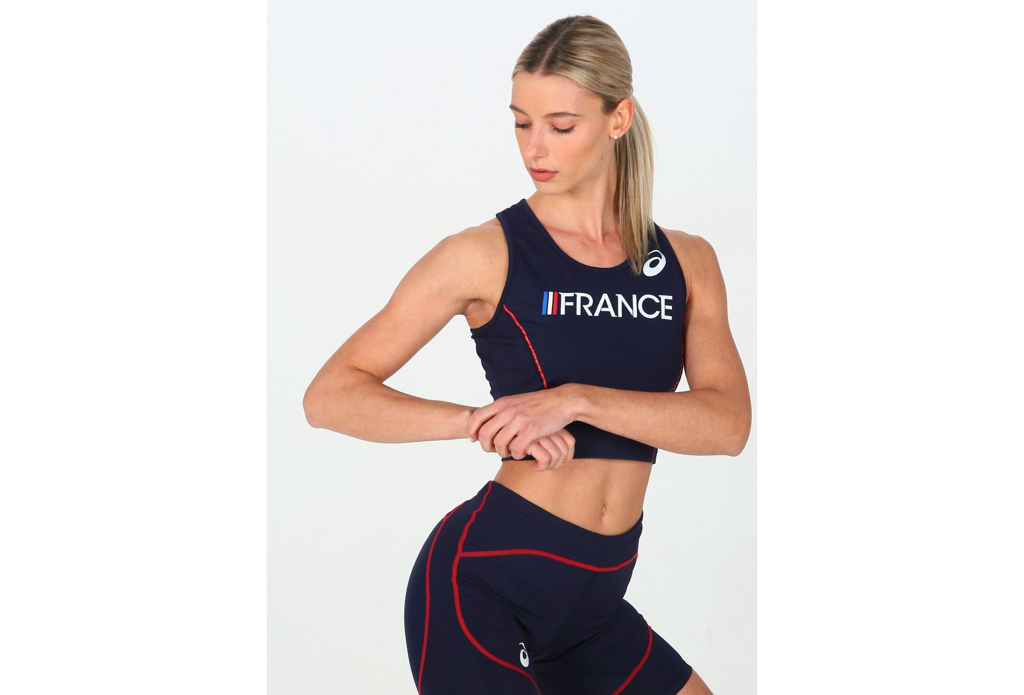 Asics Bra France W vêtement running femme