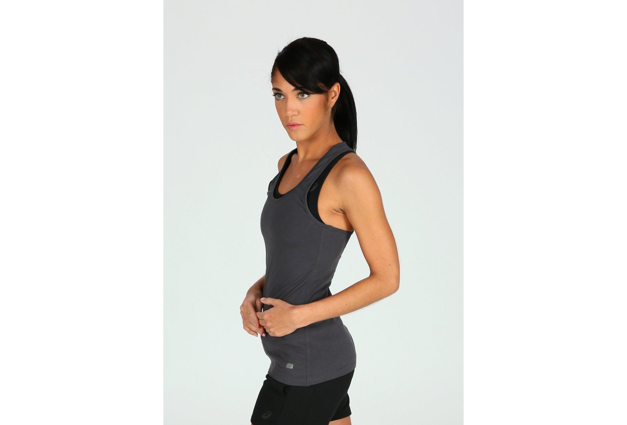 Asics Débardeur Reversible W vêtement running femme