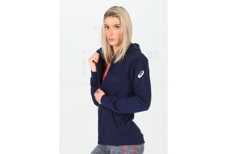 Asics Entry Hoodie W