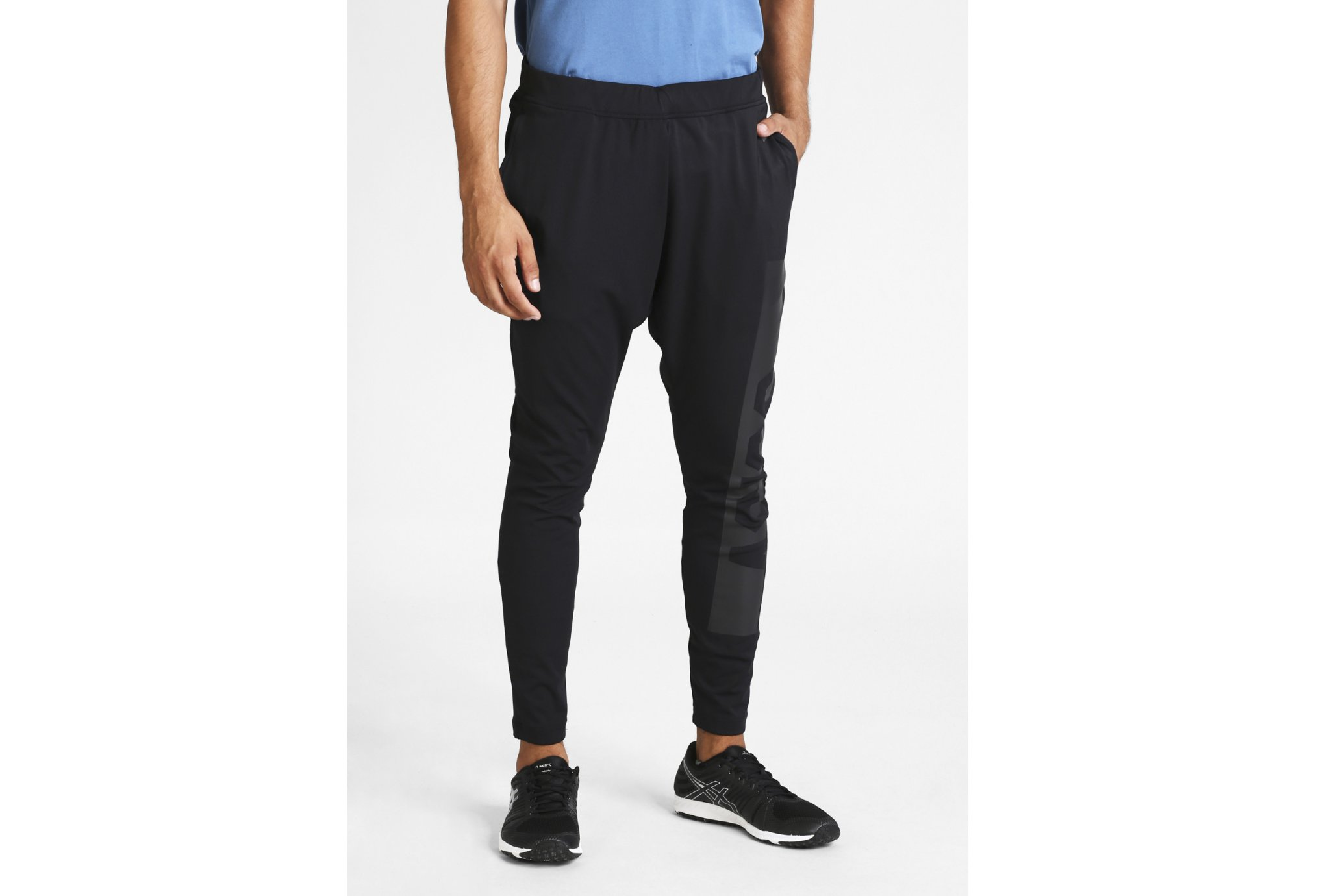 Asics Fitted Knit M vêtement running homme