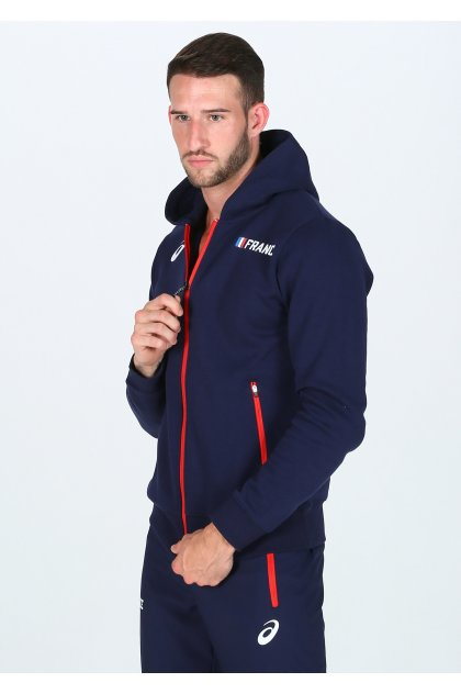 Asics chaqueta French Terry France