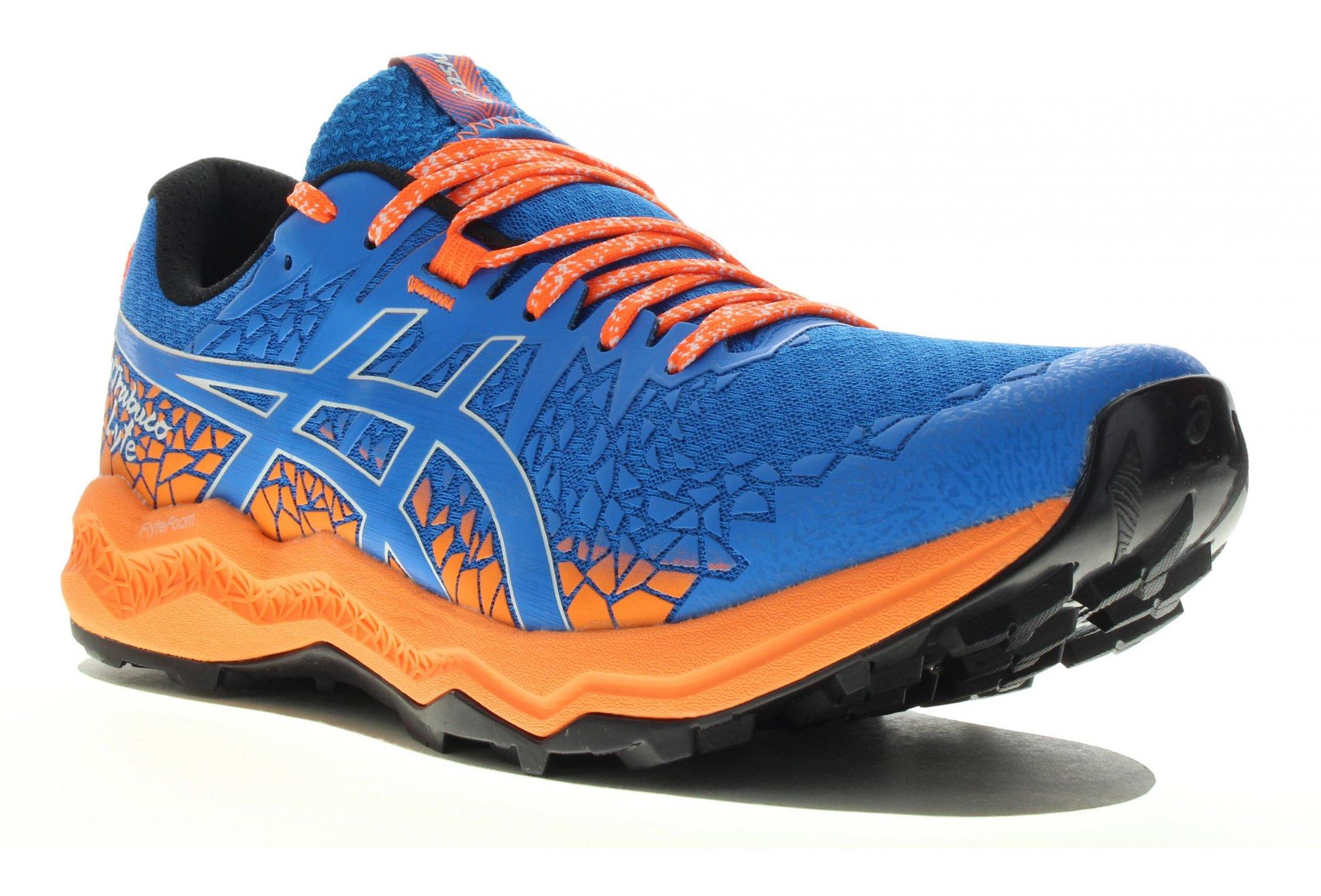 Asics FujiTrabuco Lyte Chaussures homme