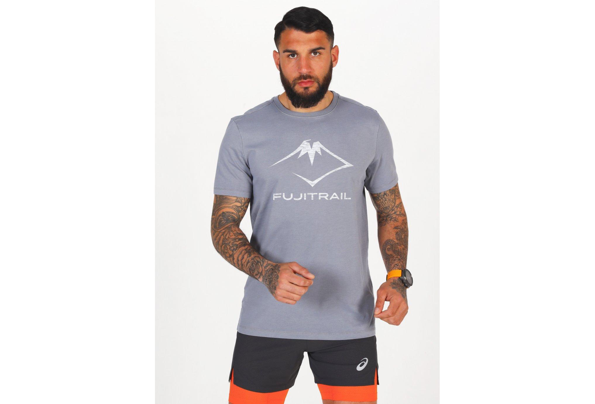 Asics Fujitrail M vêtement running homme