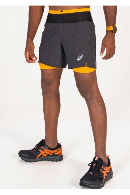 Asics pantalón corto Fujitrail