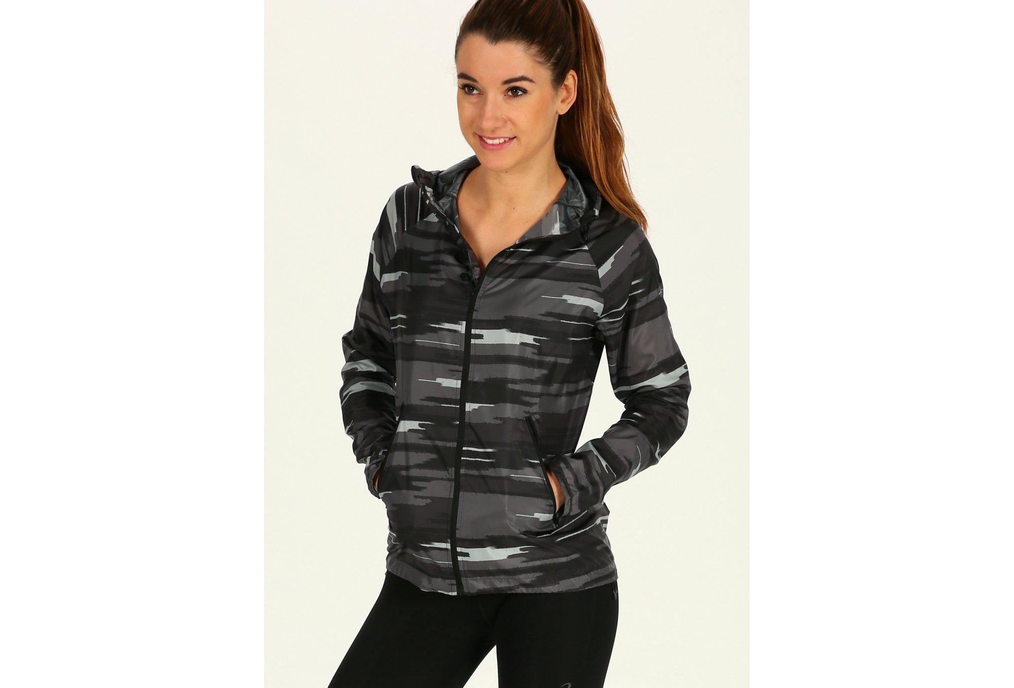 Asics FuzeX Packable JKT W vêtement running femme