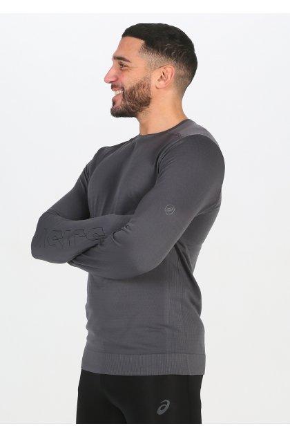 Asics Camiseta manga larga FuzeX Seamless LS