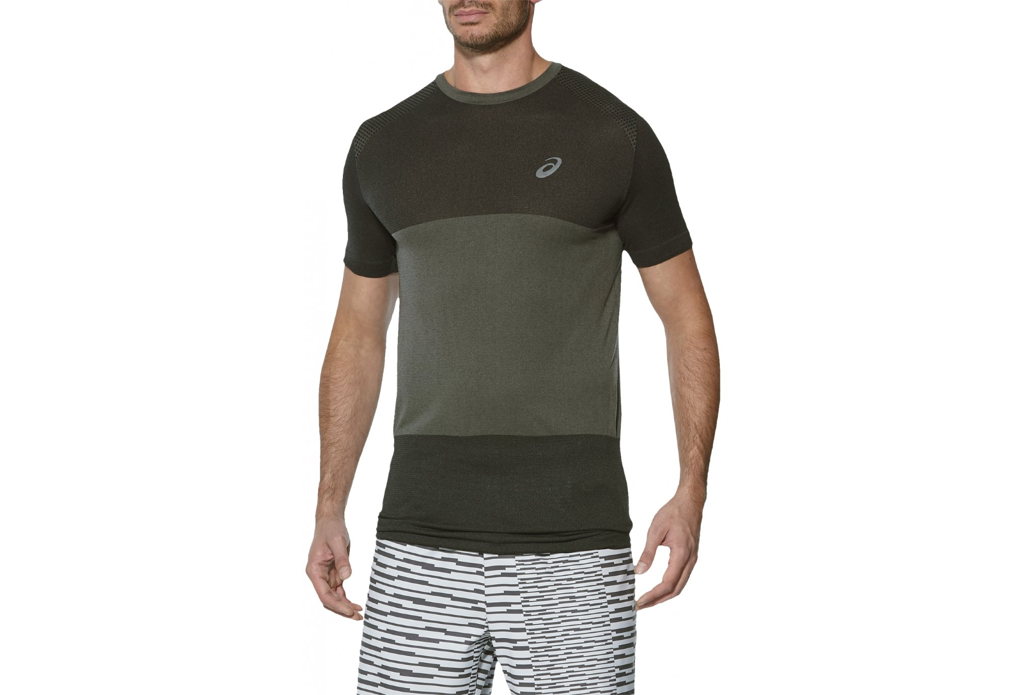 Asics FuzeX Seamless M vêtement running homme