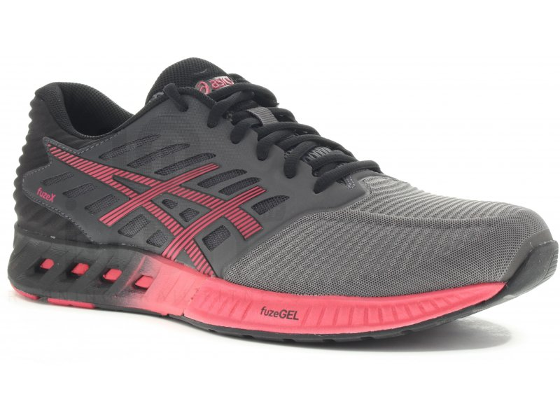 chaussure running homme asics off 57% herve