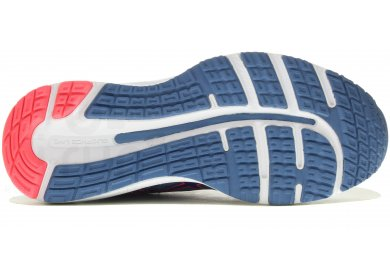 avis chaussure running femme gel cumulus rose asics