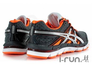 Asics France Chaussures Running Asics 33 M Homme Orange