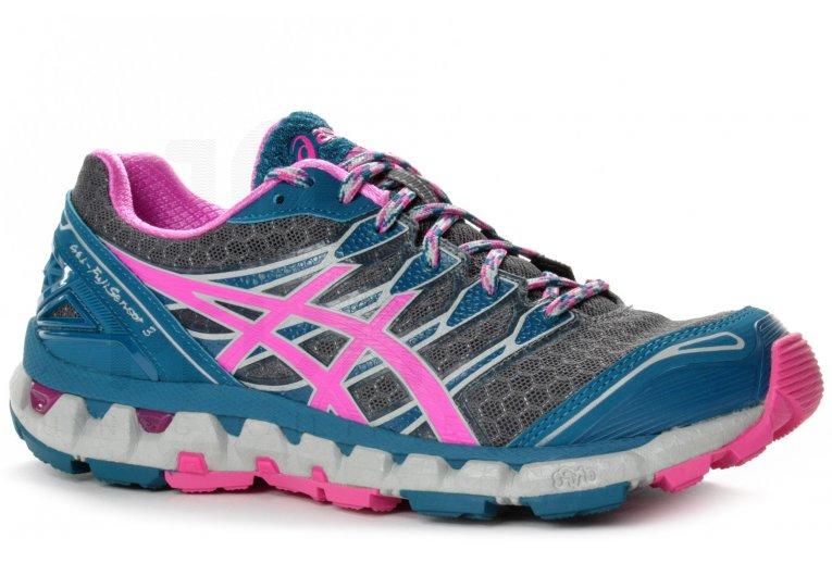 trail mujer zapatillas asics