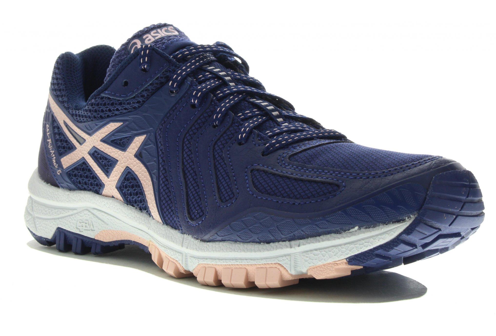 Asics GEL-FujiAttack 5 W Chaussures running femme