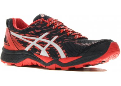 chaussure trail asics solde