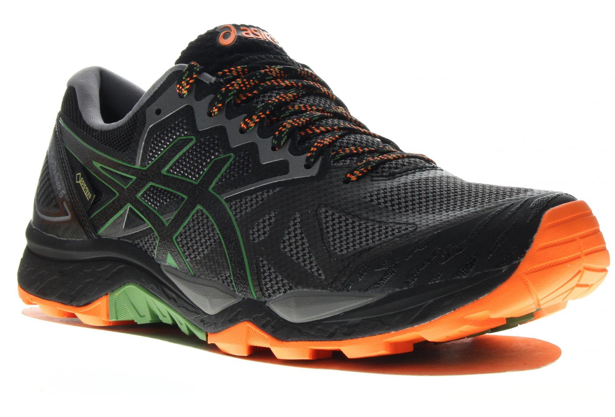 Asics Gel-Fujitrabuco 6 Gore-Tex M Diététique Chaussures homme