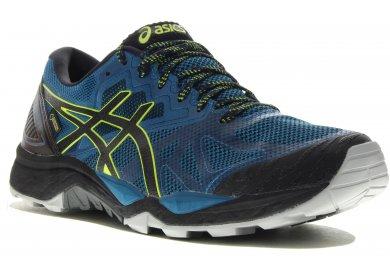 ASICS GEL FUJITRABUCO 6, Chaussures de Trail Homme,