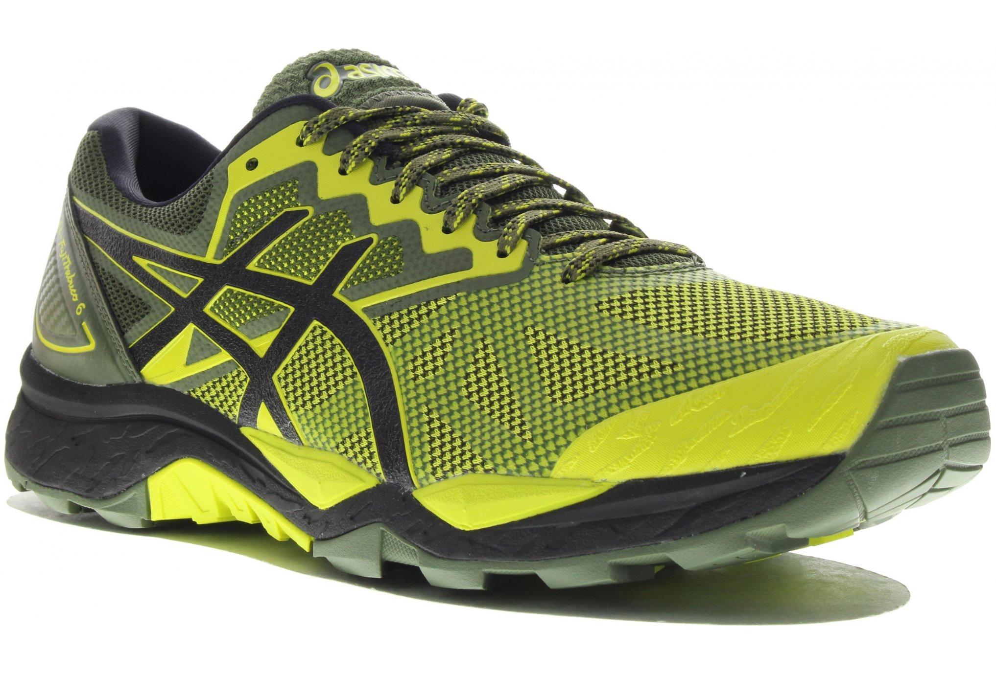 Asics Gel-Fujitrabuco 6 M Diététique Chaussures homme