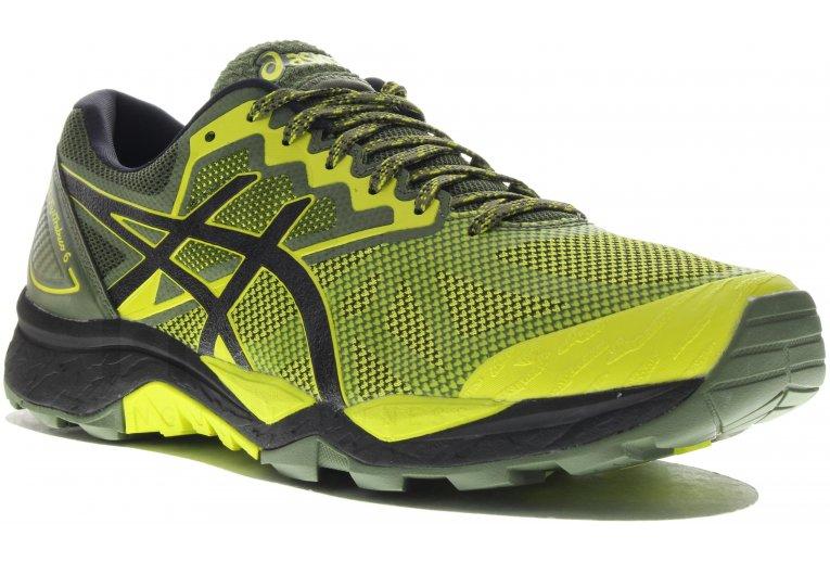 Asics Gel Fujitrabuco 6, Zapatillas de Running para Hombre