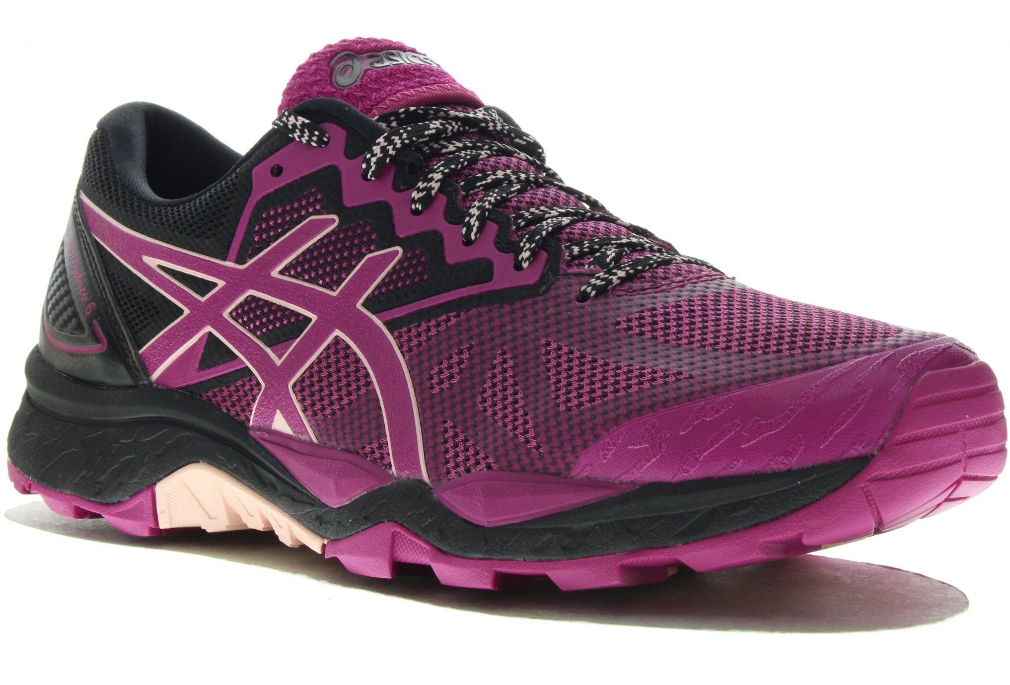 991791f9a4c1 Asics Gel FujiTrabuco 6 W Chaussures running femme