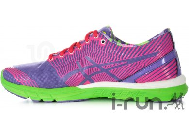 33 Gel Running Femme Chaussures Lyte 3 W Asics Pas Cher RSgfE