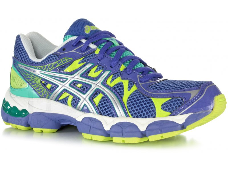 Asics Gel Nimbus 16 GS Junior Chaussures running femme Junior Running