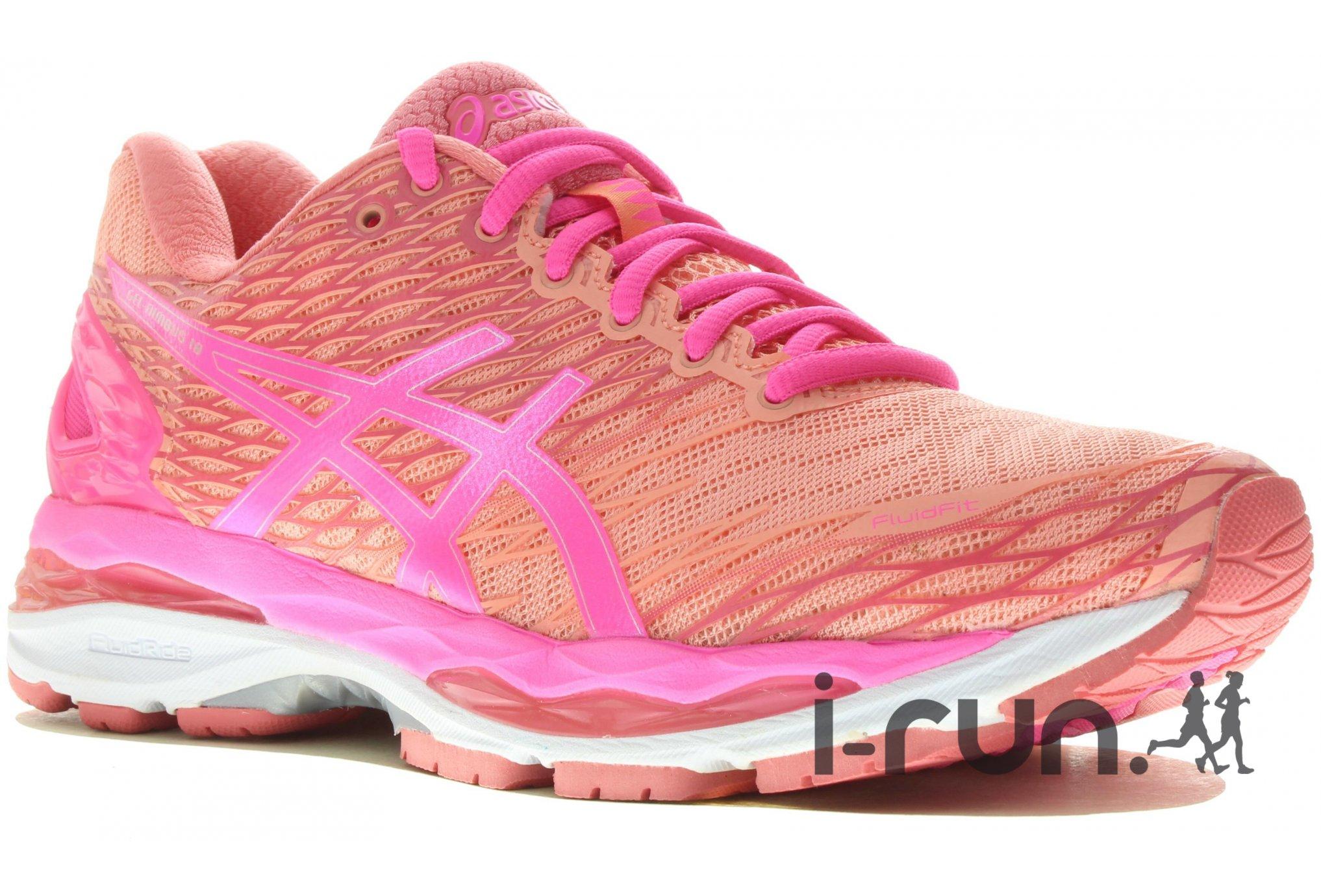 chaussures running femme asics gel nimbus