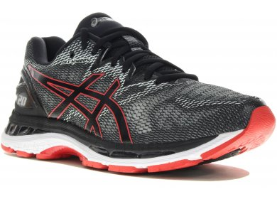 Asics Gel-Nimbus 20 M pas cher - Chaussures homme running Route ... ab9f3e235a98c