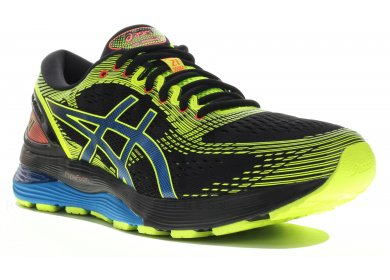 2cd92417389 Asics Gel-Nimbus 21 Optimism M homme Noir