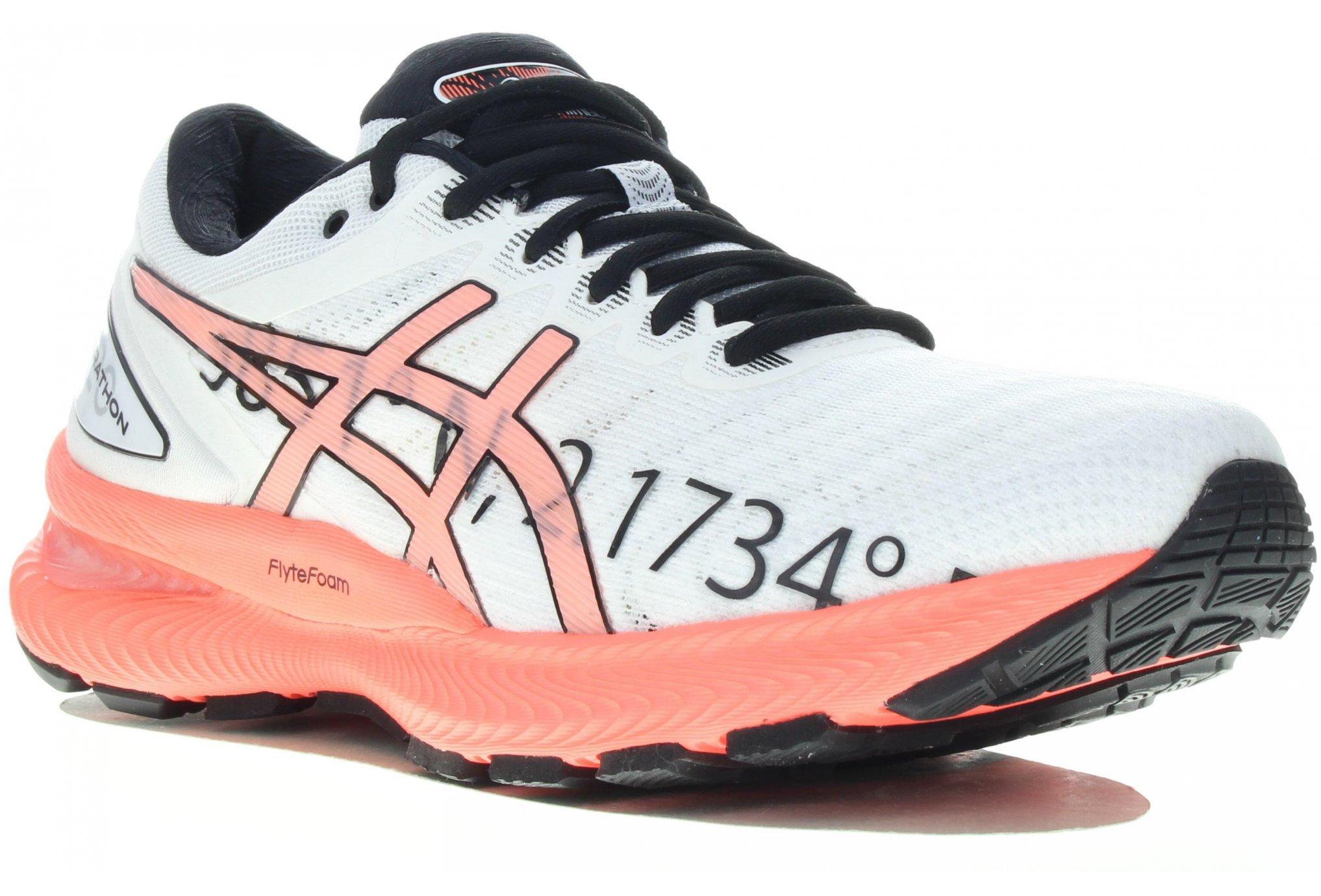 Asics Gel-Nimbus 22 Barcelona Chaussures running femme