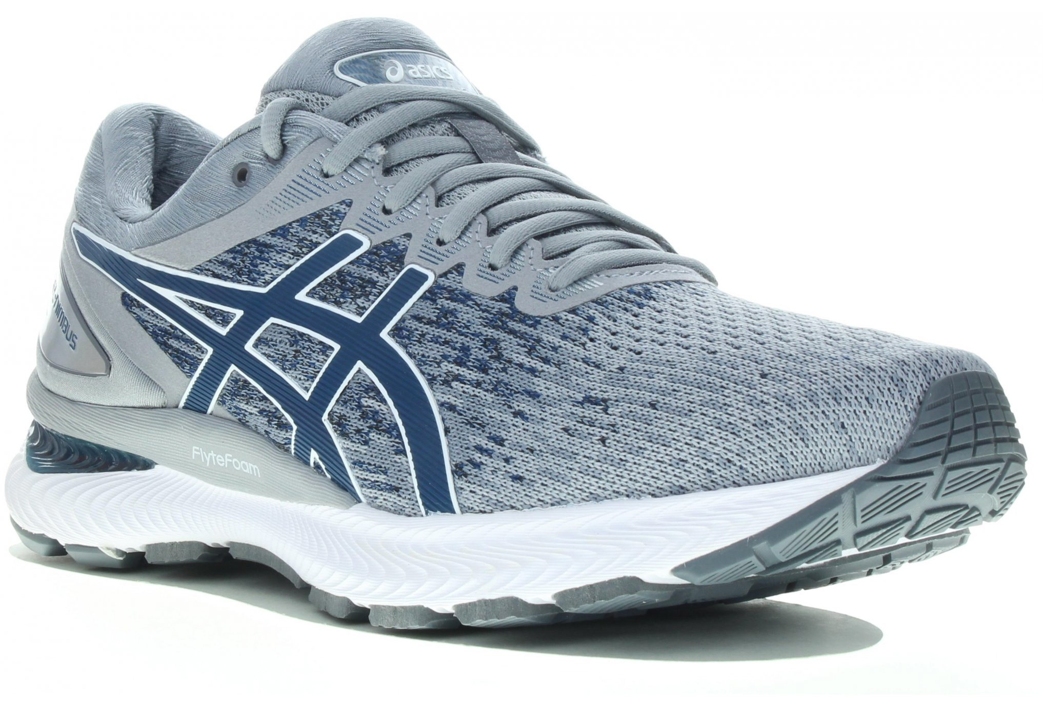 Asics Gel-Nimbus 22 Knit Chaussures homme