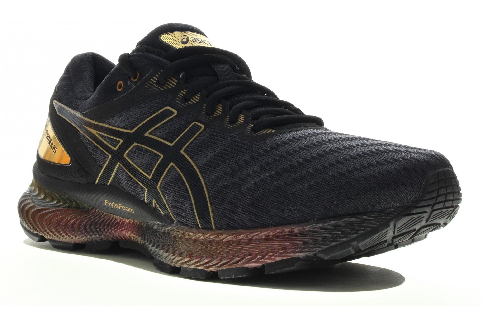 Asics Gel-Nimbus 22 Platinum Chaussures homme