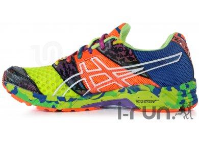 Chaussures Running Asics Gel Noosa Tri 8 Homme Jaune Orange