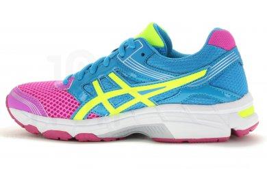 Asics Gel Pulse 8 Gs Bleue Chaussures Running Junior 37