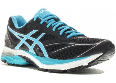 chaussure running pulse 8 w noir asics