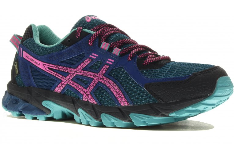 zapatillas trail mujer asics goretex