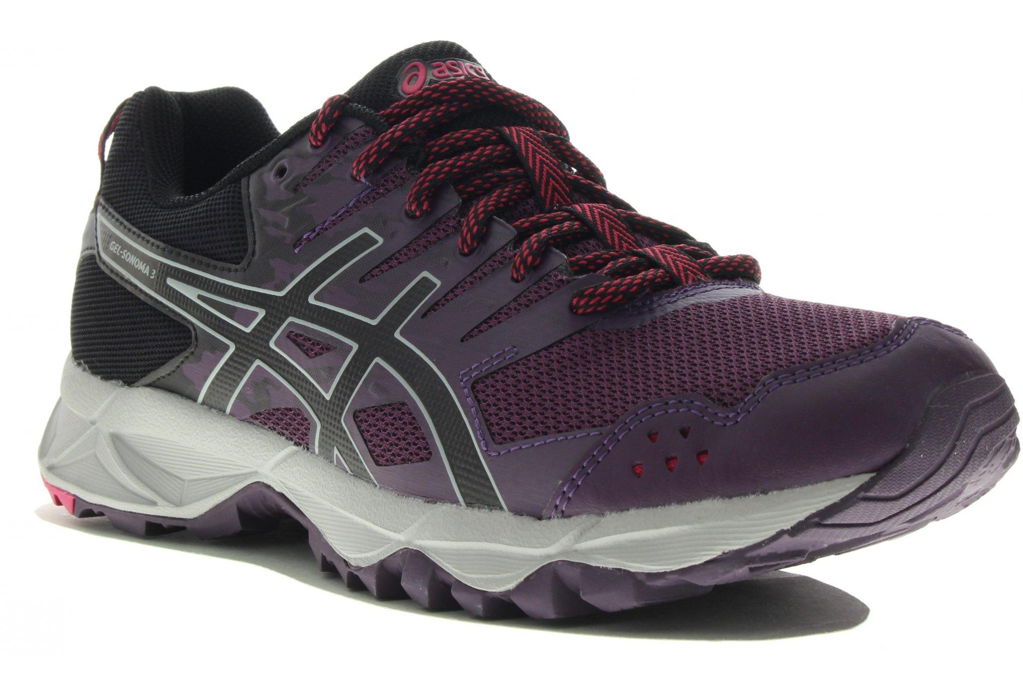 Asics Gel Sonoma 3 W Chaussures running femme