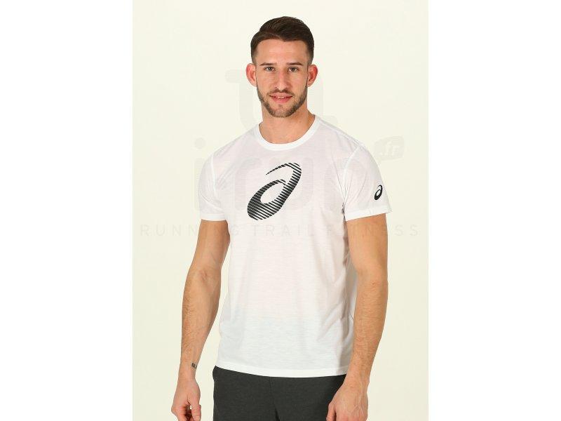 Homme Sportswear Gpx Vêtements Asics M LS3Aj5Rqc4